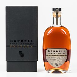 Barrell Craft Spirits Bourbon 15 Years Old, 1 750ml bottle (oc) Spirits cannot be shipped. Please see http://bit.ly/sk-spirits for m...