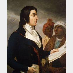Attributed to Andrea Appiani (Italian, 1754-1817)  General Desaix