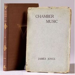 Joyce, James (1882-1941), Two Titles