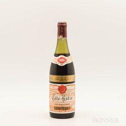 Guigal Cote Rotie Brune et Blonde 1982, 1 bottle