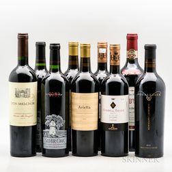 Worldwide Red Wines, 9 bottles