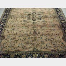 Malayer-Sarouk Carpet
