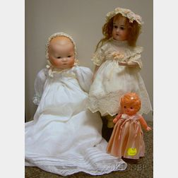 Three Dolls