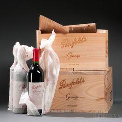 Penfolds Grange 1999, 12 bottles (two six-bottle owcs)