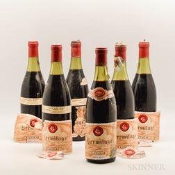 E. Guigal Hermitage 1966, 6 bottles