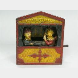 Punch And Judy Bank By Shepard