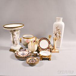 Twenty-six Assorted Ceramic Items