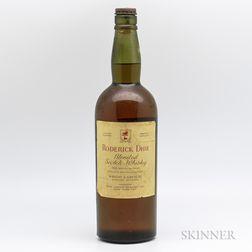 Roderick Dhu, 1 4/5 quart bottle