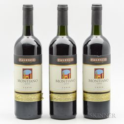 Falesco Montiano 2000, 3 bottles