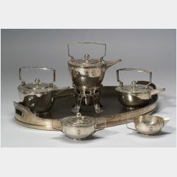 Hirschman Sterling Silver Tea Service