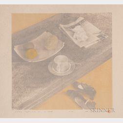 Tetsuya Noda (b. 1940), Diary