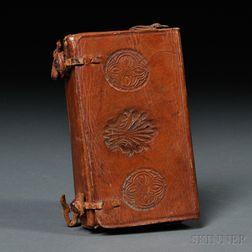 Miniature Qur'an, 18th Century.