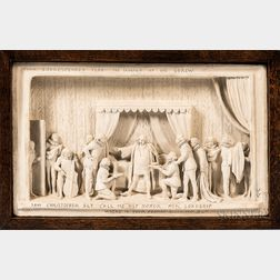 Doulton Lambeth George Tinworth Terra-cotta Plaque