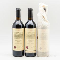 Araujo, 3 bottles