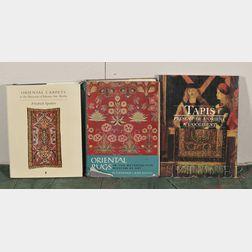 Twenty-one Oriental Rug Books