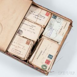 Channing, Henry Morse (1880-1965) Archive of Letters and Documents.