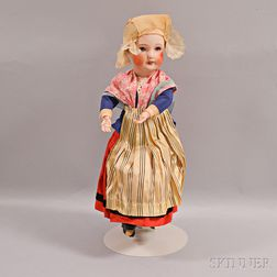 SFBJ Bleuette Bisque Head Doll