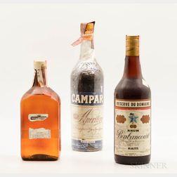 Mixed Spirits, 1 4/5 quart bottle 1 3/4 quart bottle 1 750ml bottle