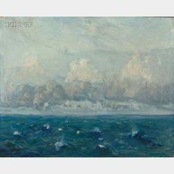 Arthur Clifton Goodwin (American, 1864-1929)      Off Shore