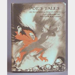 Rackham, Arthur, Illustrator (1867-1939) and Poe, Edgar Allan