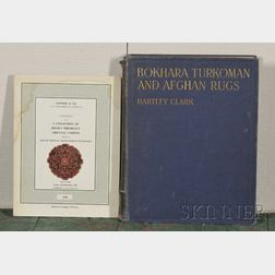 Ten Classic Rug Books and Catalogs