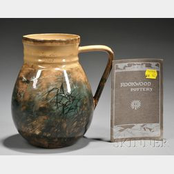 Rookwood Pottery Pitcher