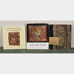 Ten Coptic Textile Books