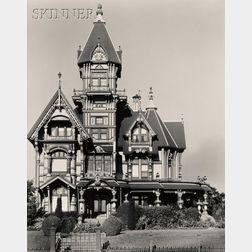 Willard van Dyke (American, 1906-1986)      Lot of Two Images of Carson House, Eureka