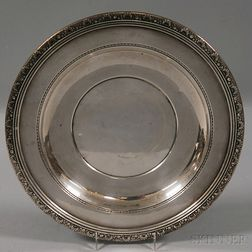 """Reed & Barton """"Medici"""" Sterling Silver Serving Tray"""