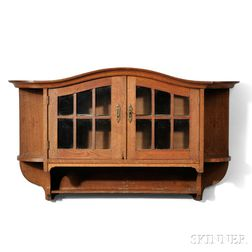 Arts & Crafts Movement Wall Cabinet