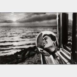 Elliott Erwitt (American, b. 1928)      Santa Monica, California