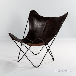 Jorge Ferrari-Hardoy for Knoll Butterfly Chair