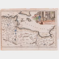 North Africa, Fourteen Early Maps.