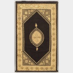 Embroidered Prayer Mat