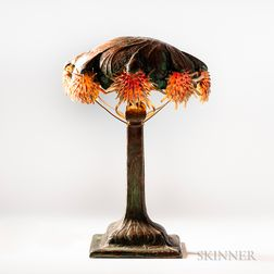 Table Lamp Attributed to Elizabeth Eaton Burton