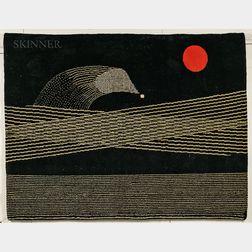 Max Ernst (German, 1891-1976)      Comète Wall Hanging