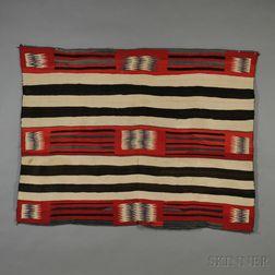 Navajo Chief's Pattern Weaving