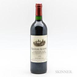Chateau Ausone 1996, 1 bottle