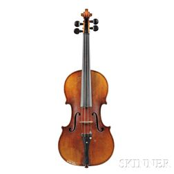 Modern German Violin, Heinrich Th. Heberlein Jr., Markneukirchen, 1922