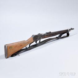Martini Henry Single-shot Rifle