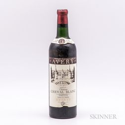 Chateau Cheval Blanc 1959, 1 bottle