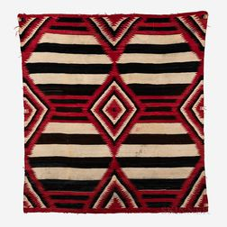 Navajo Chief's Blanket Weaving