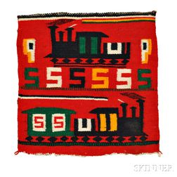 Navajo Germantown Sampler