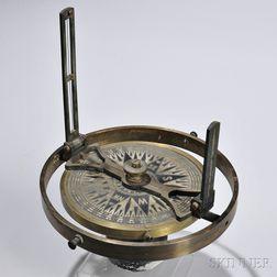 T.S. & J.D. Negus Gimbaled Compass