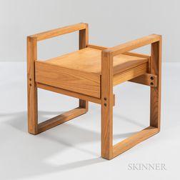 Hans Krieks End Table
