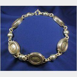 Sterling Silver Necklace, B. Kieselstein-Cord