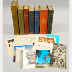 Greek and Roman Archaeology, Seven Volumes: