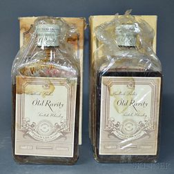 Bulloch Lade Old Rarity, 3 bottles (oc)