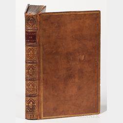 Voltaire (1694-1778) Elemens de la Philosophie de Neuton  , Author's Presentation Copy from Voltaire to William Cheselden.