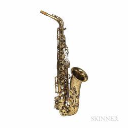 Alto Saxophone, Selmer Mark VI, 1974